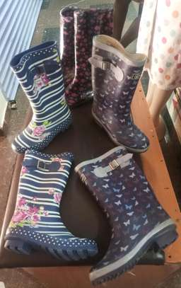 Kids quality wellies/gumboots image 8
