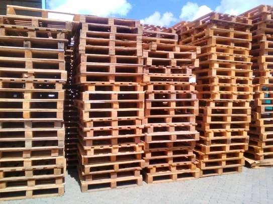 Wooden Pallets image 1