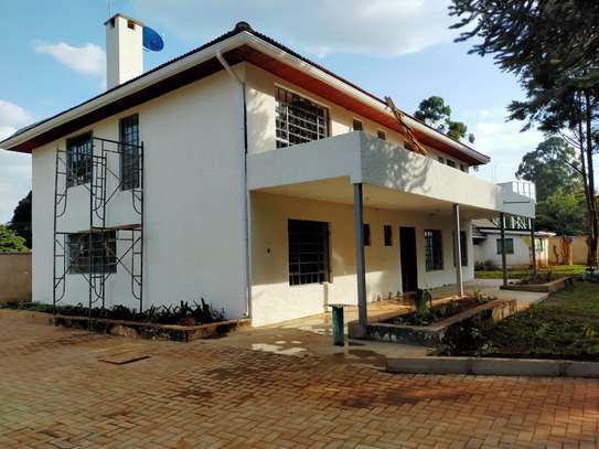 6 bedroom house for rent in Tigoni image 3