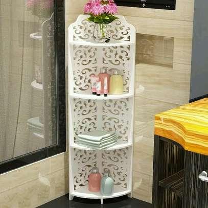 Multipurpose Corner Decor Shelf image 1
