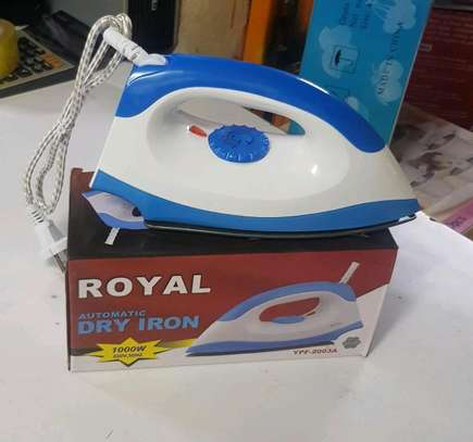 Royal dry iron image 1
