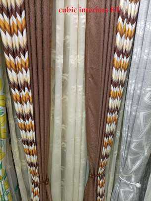 GREY AND YELLOW CURTAINS image 2