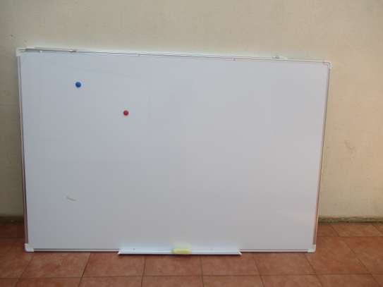 "DRY ERASE WHITE BOARDS  ""8 ft x 4 ft"""