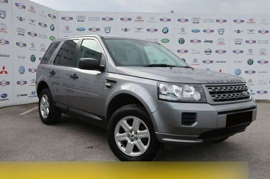 Land Rover Discovery II image 12