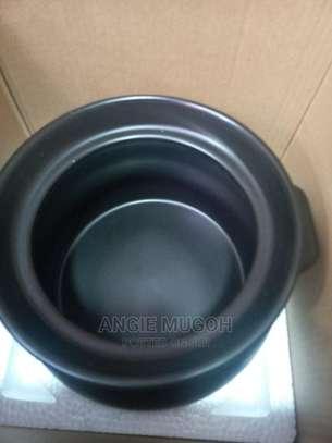 Ceramic Cooking Pot 4.8 Litres image 3