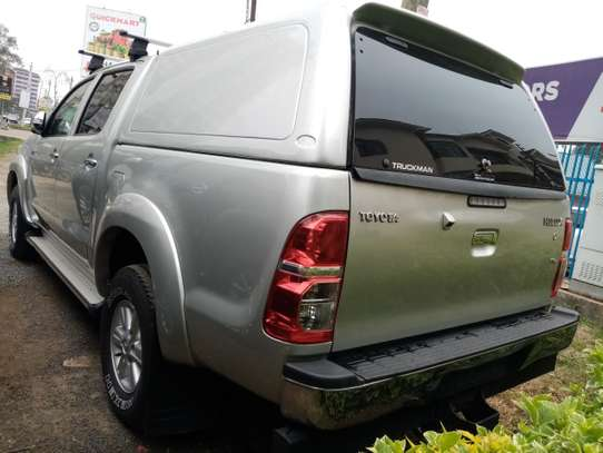 Toyota Hilux 3.0 D-4D Double Cab image 1