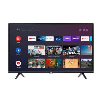 """Hisense 43"""" UHD FRAMELESS 4K LED Smart TV - Series 7 - New Model 2020 black 43 inch image 1"""