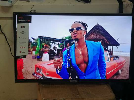 Tcl 32 inch smart android led TV image 1