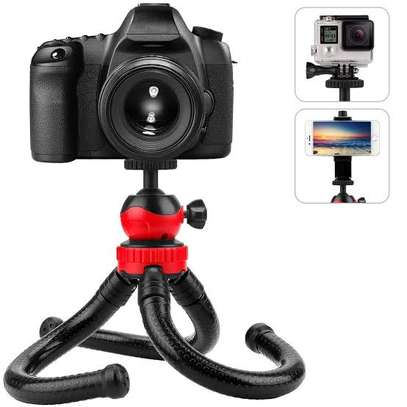 Gorilla Tripod Stand With Mobile Holder image 1