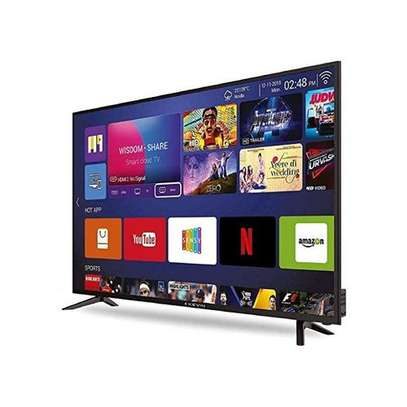 """TCL 32S 32"""" Inches FULL HD Smart Android TV LED Frameless TV Black 32 inch image 1"""