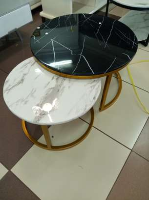 Nesting stools/Coffee table