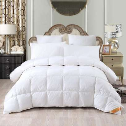 4PC COTTON WHITE DUVET-7*8
