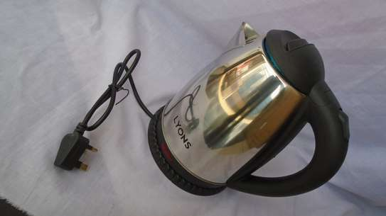 ELECTRIC STAINLESS STEEL KETTLE image 3