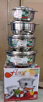 *Stainless steel maximus insulated Hotpots image 1