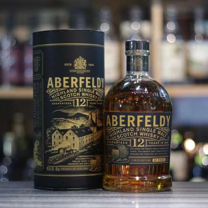 Aberfeldy 12y 40% 1L 100cl Whisky image 1