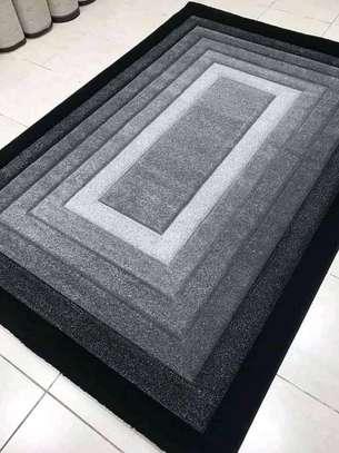 viva carpets black and grey image 1