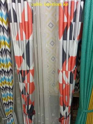 CURTAINS WITH BLINDS image 1