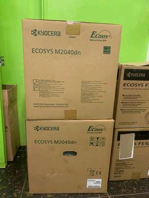 Digital Kyocera ecosys M2040dn photocopier printer scanner machine image 1