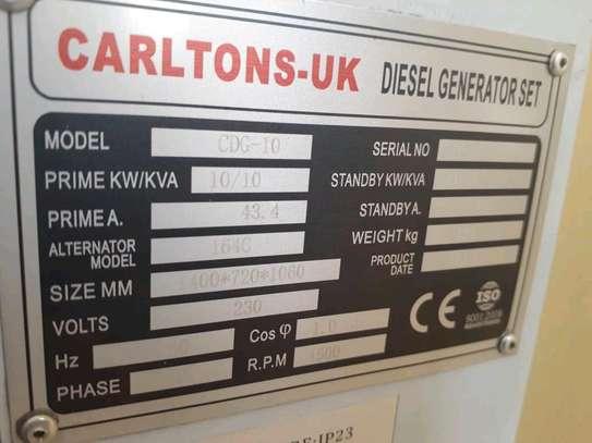 Caltons power generator 25kva image 2