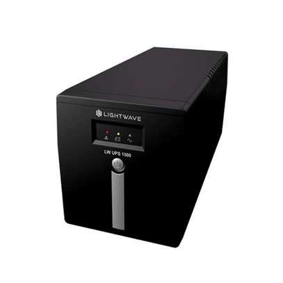 Lightwave UPS 850VA image 1