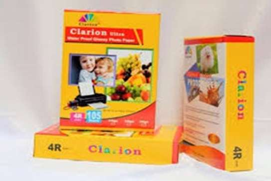 Clarion Glossy Photo Papers A 4 / 4 R size image 3
