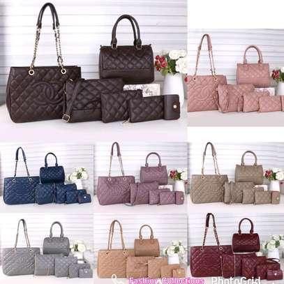 6 in 1 Classy Handbags image 2