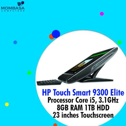 HP Touchsmart 9300 Elite All in One PC Core i5 image 1