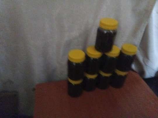 Pure natural honey image 2