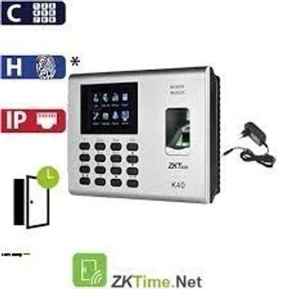 Biometric machines k40 image 1