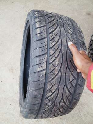 285/35R22 Brand new Keter tyres image 1