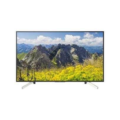 Sony 43 inch 4K Ultra HD HDR Smart TV black image 1