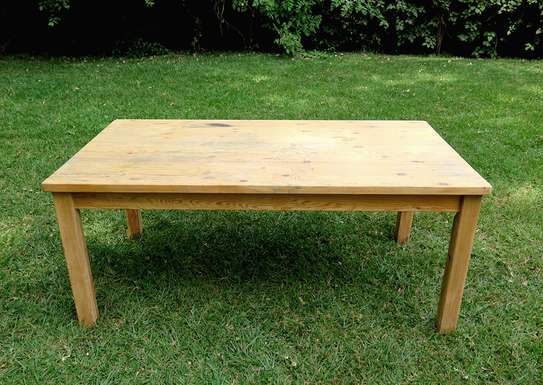 OFFICE DESK / TABLE SOLID / CYPRESS WOOD!!