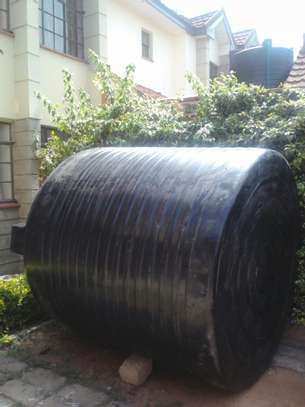 Water tank 5000ltr with lid image 2