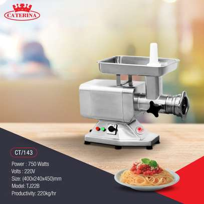 Caterina CT/143 Commercial Meat Mincer image 1