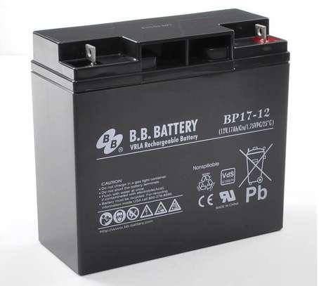 12V, 17/18 Ah UPS Batteries image 1