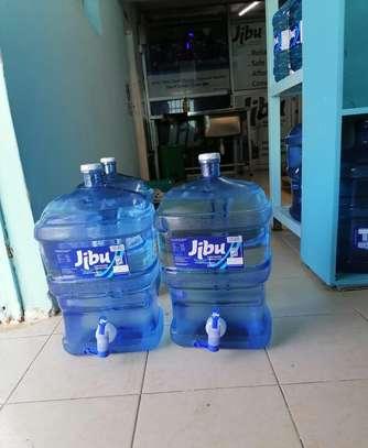WE SELL JIBU PURIFIED WATER AND REFIL image 1