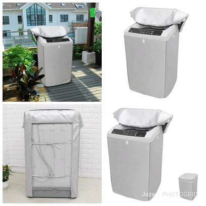 Front and Top Load Washing Machine Covers image 2