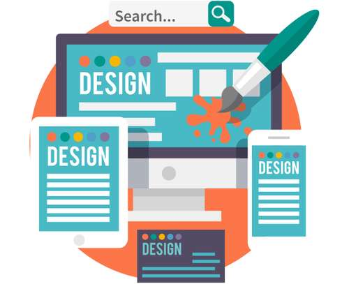 Website design and web redesign services