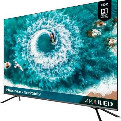 "Hisense 75"" A7100F UHD 4K Smart Android Frameless LED Television image 1"