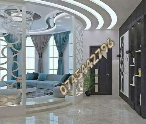 PLAIN SUPER QUALITY CURTAINS AND SHEERS image 2