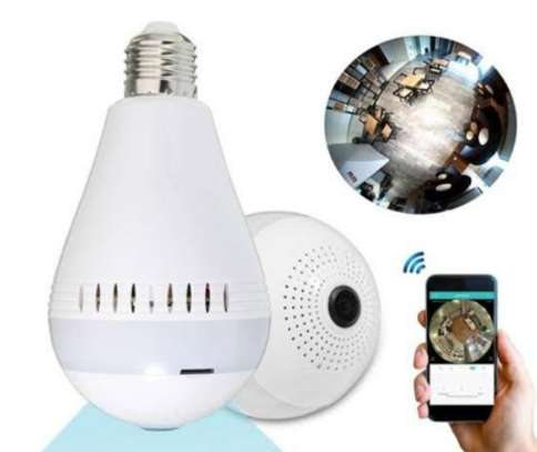 Home Camera Light Bulb image 1