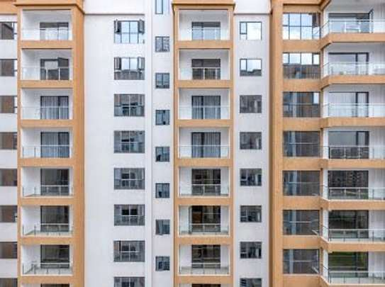 Furnished 1 bedroom apartment for rent in South C image 9