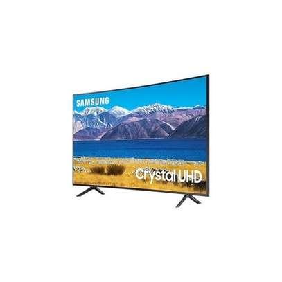 Samsung 55TU8300 55 Inch Smart UHD 4K Crystal HDR Curved TV Series 8-NEW SALE image 2