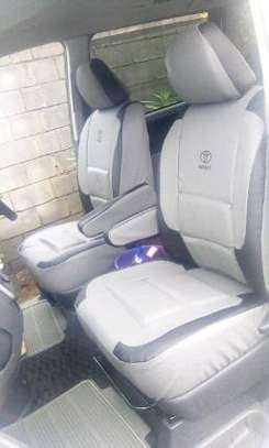 NOAR CAR SEAT COVERS image 3