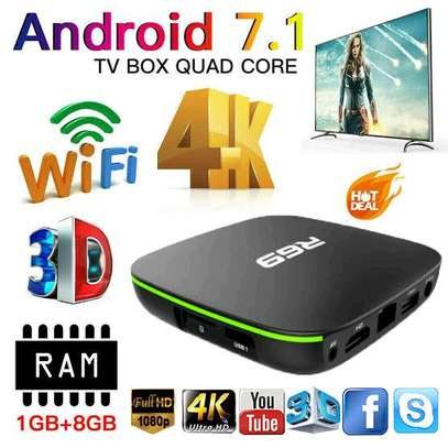 R69 android tv box 1gb 8gb android 7.1