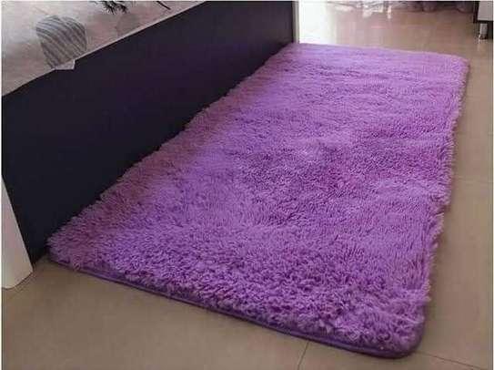 Fluffy 3x6 Bedside Carpets image 3