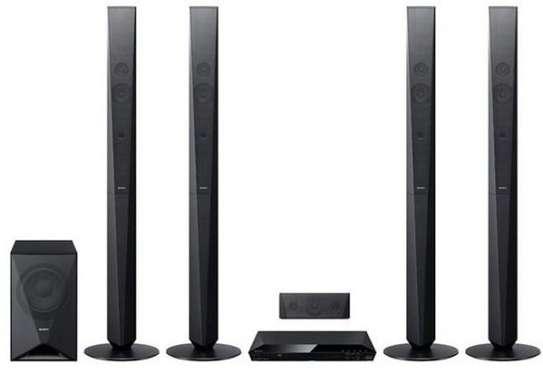DVD Home Cinema System With Bluetooth DAV-DZ950 image 1