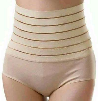 Ladies Pant's with Body Shaper image 1