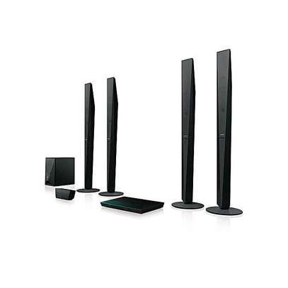 Sony BDV – E6100 Blu-ray Home Cinema System with Bluetooth -Black image 1