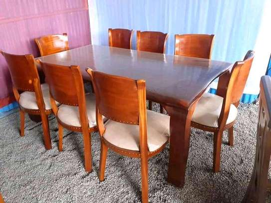 6seater dinning set image 1